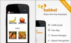 آموزش زبان ترکی استانبولی با نرم افزار Babbel (اندروید)